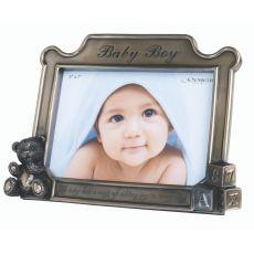 Genesis Baby Boy Frame