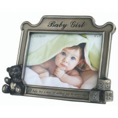 Genesis Baby Girl Frame