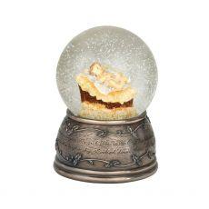 Genesis Baby Jesus Snow Globe