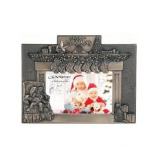 Genesis Christmas Fireplace Frame