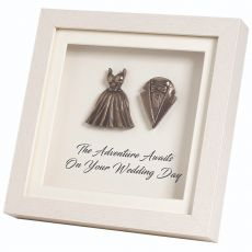 Genesis Framed Occasions Wedding Day lifestyle image