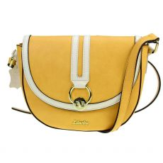 Gionni Abigail Yellow Shoulder Bag