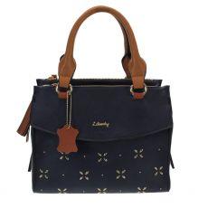 Gionni Adilah Double Top Handle Painted Stud Grab Bag