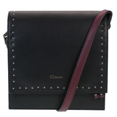 Gionni Annecy Studded Feature Flapover Crossbody Bag