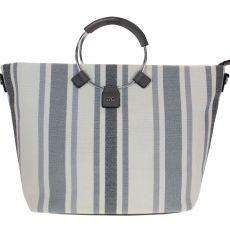 Gionni Guin Navy Shopper Bag