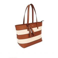 Gionni Marjoram Strap Shop Bag Tan  side
