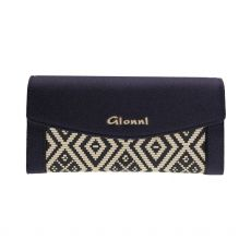 Gionni Navy Dagari Purse