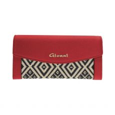 Gionni Red Dagari Purse