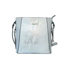 Gionni Ice White Rennes Crossbody Bag
