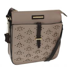 Gionni Liberty Chartres Taupe Crossbody