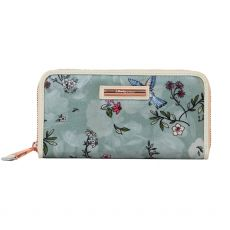 Gionni Liberty Kaylee Sage Zip Wallet