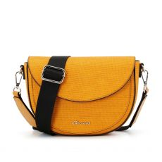 Gionni Lotus Yellow Saddle Bag