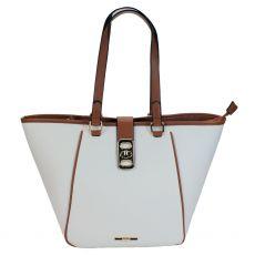 Gionni Palermo White Handbag