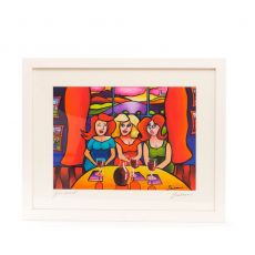 Saileen Art Girls Aloud Large Frame