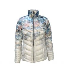 Godske Super Down Reversible Cream Jacket