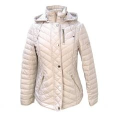 Godske Mid Length Quilted Jacket