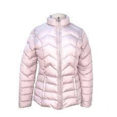 Godske Pink Super Down Puffa Jacket