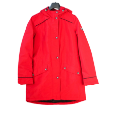 Godske Red Button Up Jacket