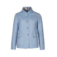 Godske Snake Print Reversible Jacket Blue