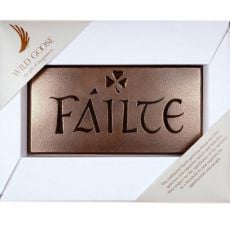 Wild Goose Failte Plaque Boxed