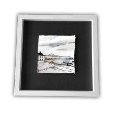 Stephen Farnan Small Frame Greystones Harbour
