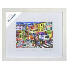 Simone Walsh Growing Up in Ireland Small Frame 10 x 8