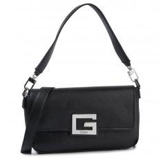 Guess Brightside Black Shoulder Bag