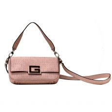Guess Brightside Peach Shoulder Bag