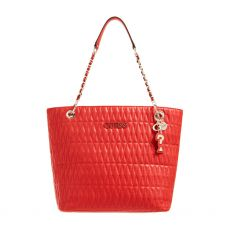Guess Brinkley Red Tote