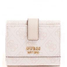 Guess Cordelia 4g Logo Pink Mini Wallet