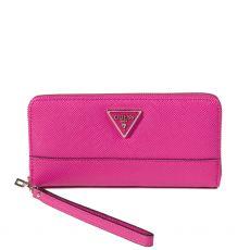 Guess Cordelia Fuchsia Maxi Wallet