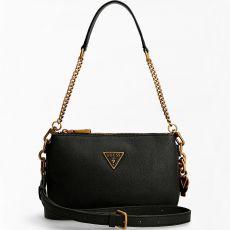 Guess Destiny Black Shoulder Bag