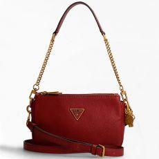 Guess Destiny Red Shoulder Bag