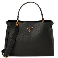 Guess Downtown Chic Black Handbag