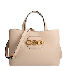 Guess Hensely Beige Handbag