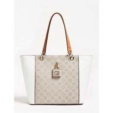 Guess Kamryn Taupe Tote