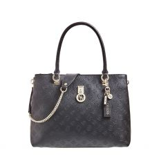 Guess Ninnette Black Shoulder Bag
