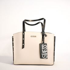 Guess Tia Studded Stone Shoulder Bag