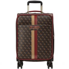 Guess Vikky 4g Logo 8 Wheel Suitcase