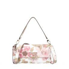 Guess Brightside Floral Shoulder Bag