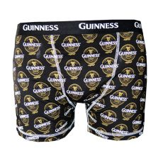 Guinness Bottle Label Boxer Shorts