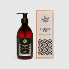 Handmade Soap Company Bergamot & Eucalyptus Shower Gel