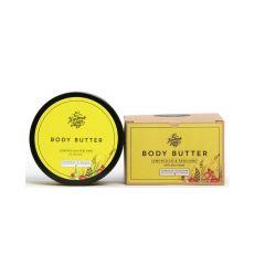 Handmade Soap Lemongrass & Bergamot Body Butter
