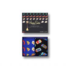 Happy Socks 2-Pack Friday Night Men's Sock Gift Set