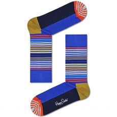 Happy Socks Half Stripe Men's Socks
