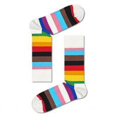 Happy Socks Pride Stripe Men's Socks