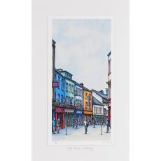 Jim Scully Portrait Mount High Street Galway