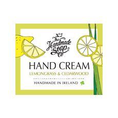 Handmade Soap Company Cedarwood & Lemongrass Hand Cream