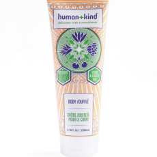Human + Kind Body Souffle in a Tube