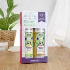 Human + Kind Coconut & Tropical Duo Shower Mousse